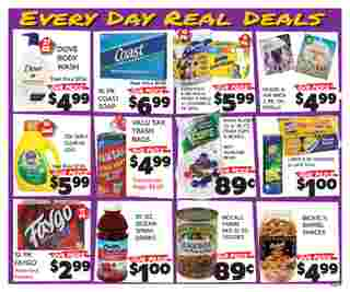 Roses Discount Store - deals are valid from 01/01/21 to 01/31/21 - page 8.