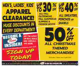 Roses Discount Store - deals are valid from 01/01/21 to 01/31/21 - page 9.
