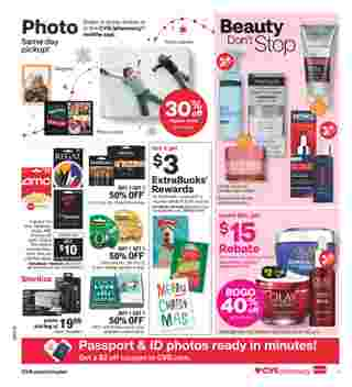 CVS - deals are valid from 11/08/20 to 11/14/20 - page 8.