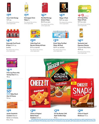 Walmart - deals are valid from 07/29/20 to 09/01/20 - page 6.