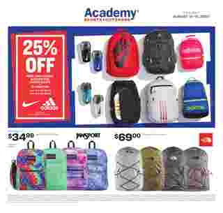 Academy Sports + Outdoors - deals are valid from 08/10/20 to 08/16/20 - page 11.