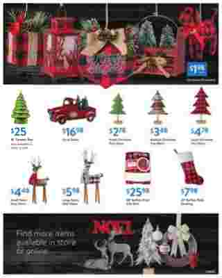Walmart - deals are valid from 11/01/19 to 11/16/19 - page 27.