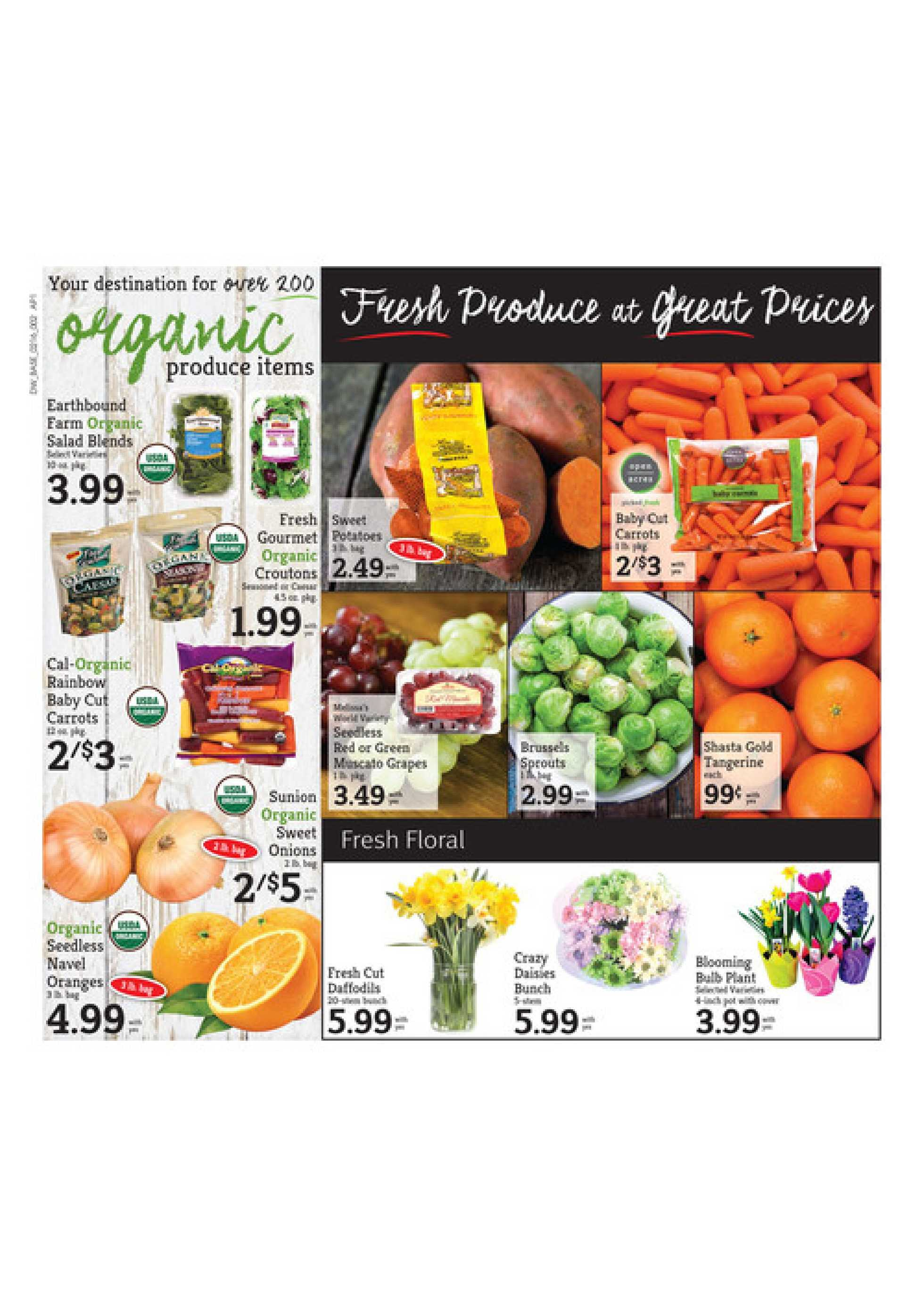 D&W Fresh Market - promo starting from 02/16/20 to 02/22/20 - page 2.