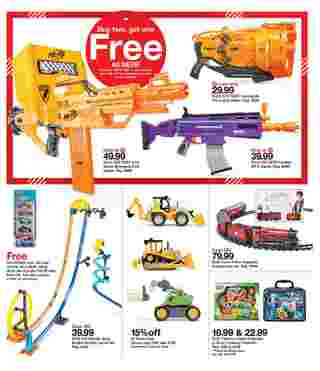 Target - deals are valid from 12/01/19 to 12/07/19 - page 17.