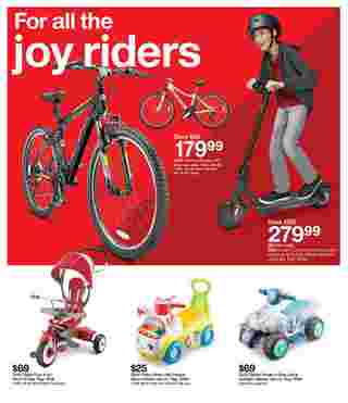Target - deals are valid from 12/01/19 to 12/07/19 - page 22.
