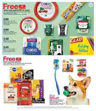 Target - deals are valid from 12/01/19 to 12/07/19 - page 45.