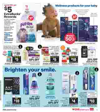 CVS - deals are valid from 11/15/20 to 11/21/20 - page 14.