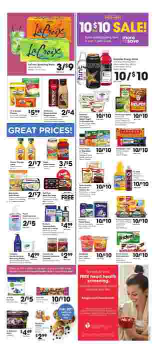 Kroger - deals are valid from 02/19/20 to 02/25/20 - page 5.