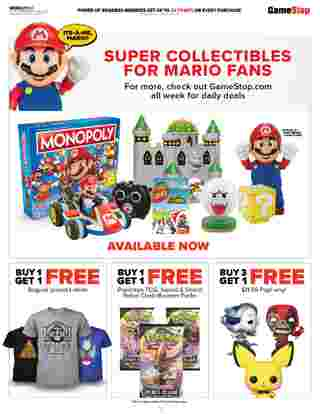 GameStop - deals are valid from 09/13/20 to 09/19/20 - page 5.