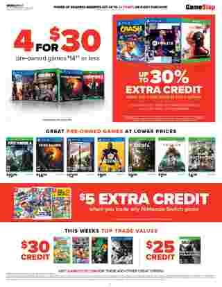 GameStop - deals are valid from 09/13/20 to 09/19/20 - page 6.