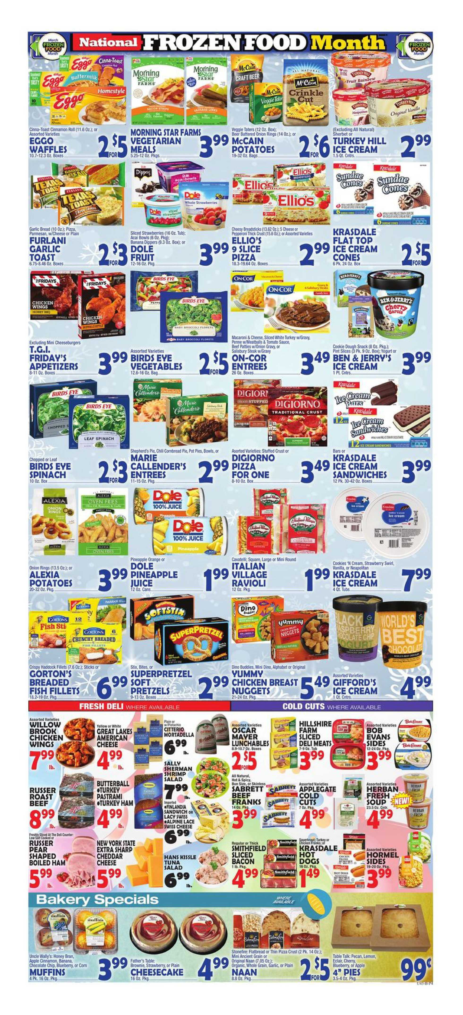 Bravo - deals are valid from 02/28/20 to 03/05/20 - page 4.