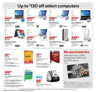 Staples - deals are valid from 10/25/20 to 10/31/20 - page 7.