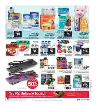 CVS - deals are valid from 10/06/19 to 10/12/19 - page 10.