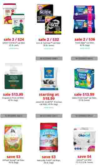 PetSmart - deals are valid from 12/28/20 to 01/31/21 - page 9.