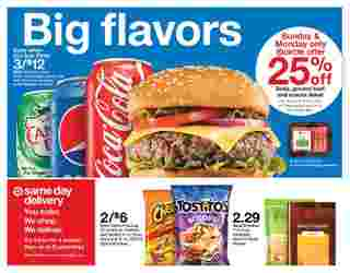 Target - deals are valid from 09/06/20 to 09/12/20 - page 21.