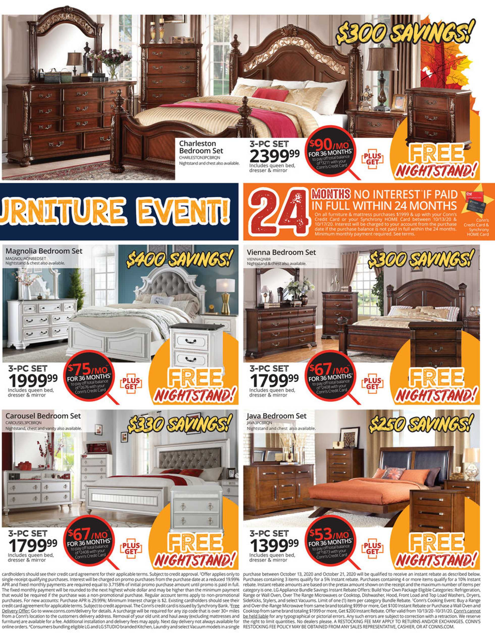 Conn's HomePlus - deals are valid from 10/13/20 to 10/17/20 - page 3.
