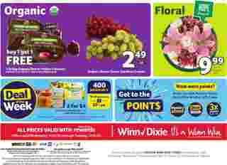 Winn Dixie - deals are valid from 09/30/20 to 10/07/20 - page 23.