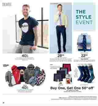 Kohl's - deals are valid from 03/13/20 to 03/22/20 - page 22.