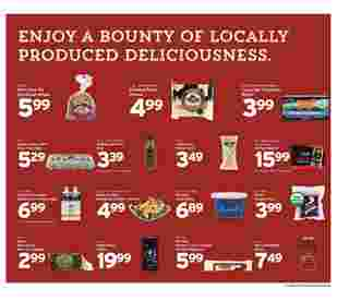 Hannaford - deals are valid from 08/09/20 to 08/15/20 - page 12.