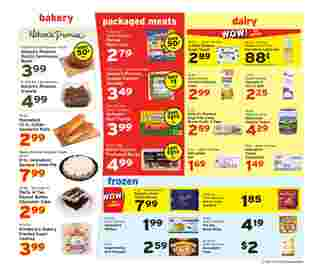 Hannaford - deals are valid from 08/09/20 to 08/15/20 - page 5.