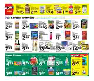 Hannaford - deals are valid from 08/09/20 to 08/15/20 - page 6.