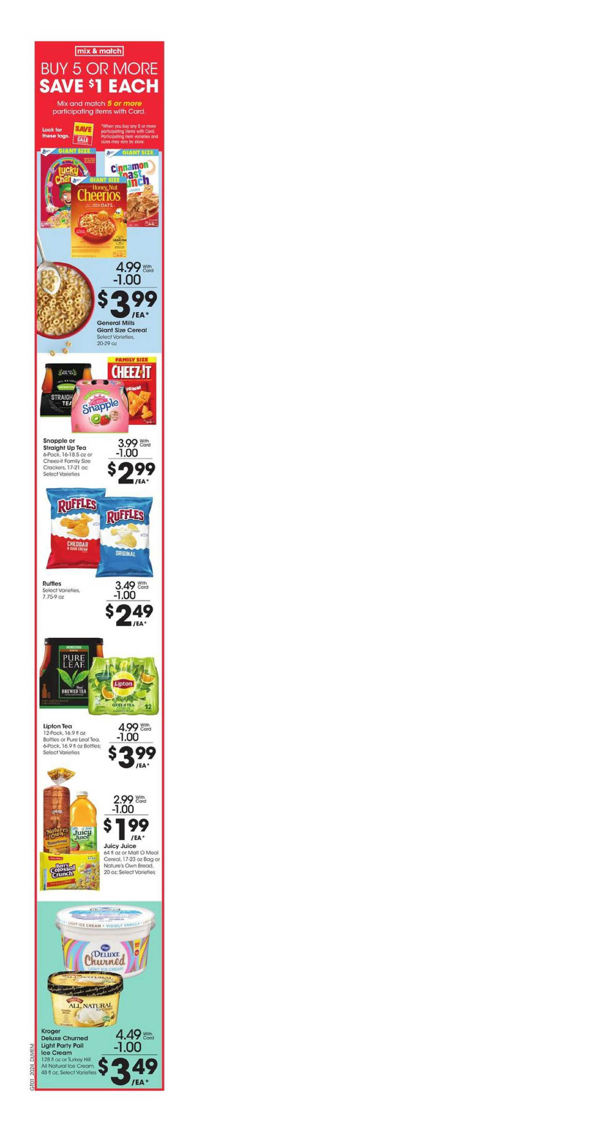 Kroger - deals are valid from 07/15/20 to 07/21/20 - page 3.