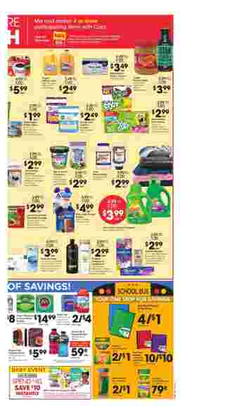 Kroger - deals are valid from 07/15/20 to 07/21/20 - page 5.