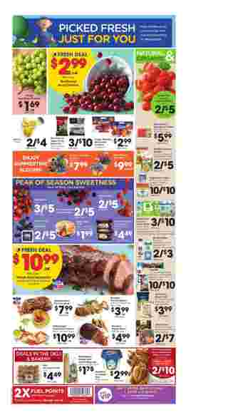 Kroger - deals are valid from 07/15/20 to 07/21/20 - page 6.