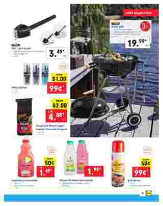 Lidl - deals are valid from 04/24/19 to 04/30/19 - page 9.