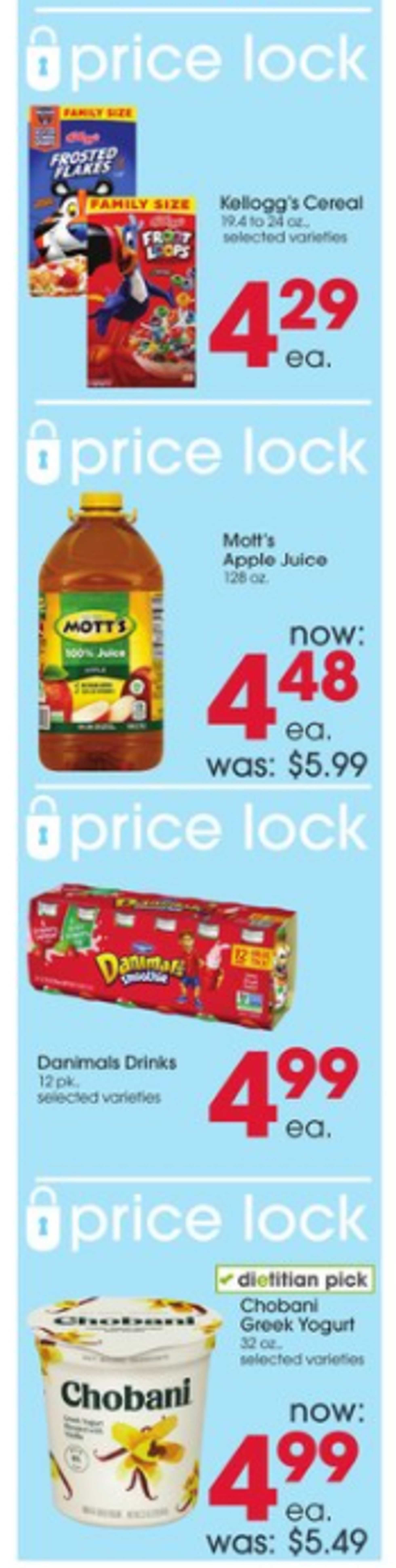 Giant Eagle - deals are valid from 08/13/20 to 08/19/20 - page 4.