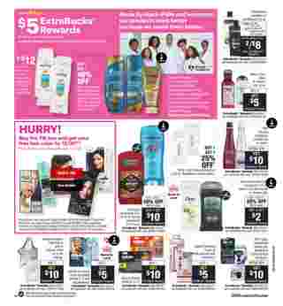 CVS - deals are valid from 11/15/20 to 11/21/20 - page 12.