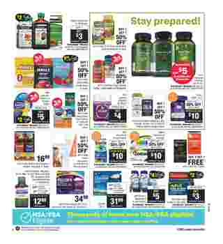 CVS - deals are valid from 11/01/20 to 11/07/20 - page 12.