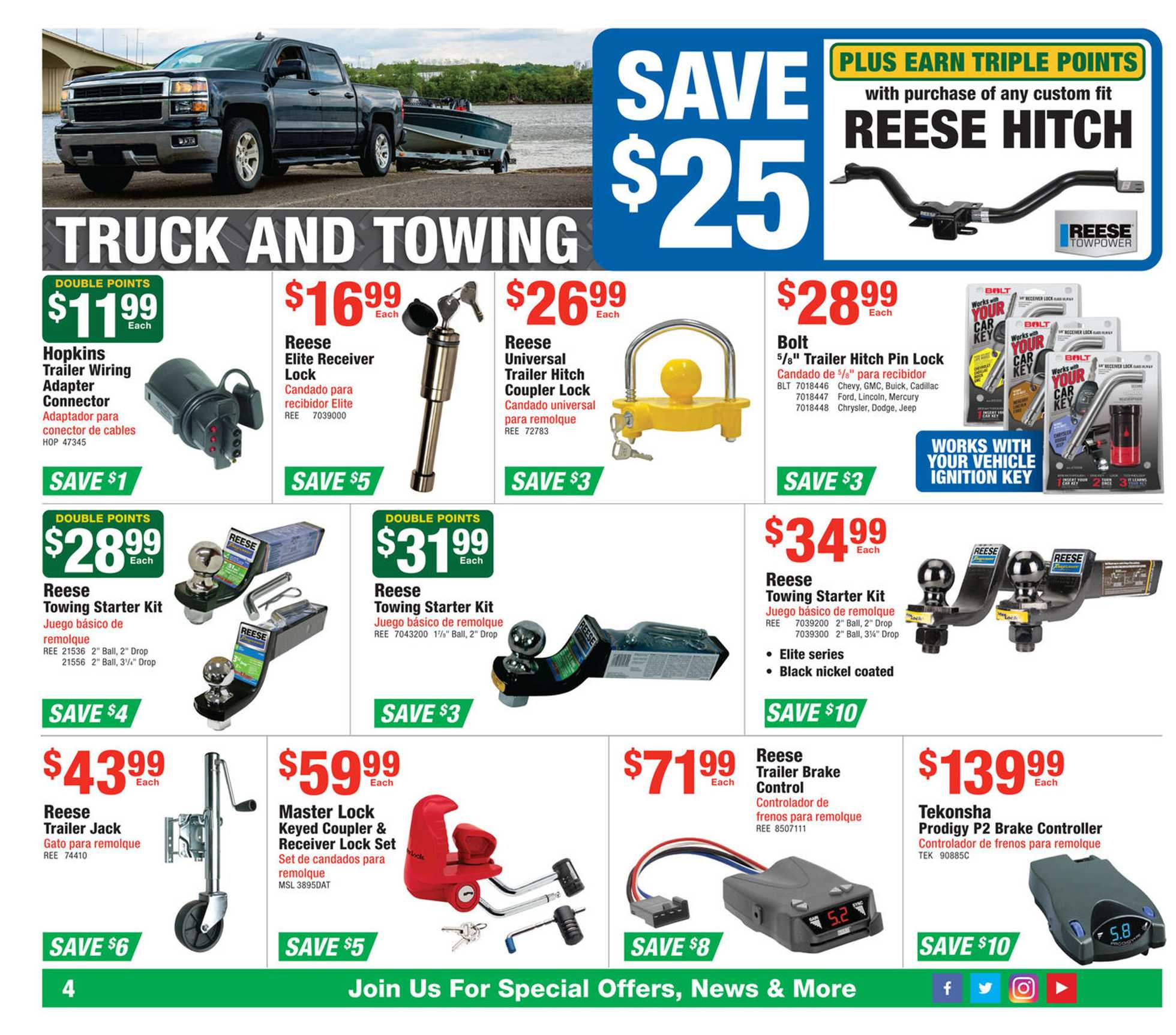 O'reilly - deals are valid from 05/27/20 to 06/23/20 - page 4.