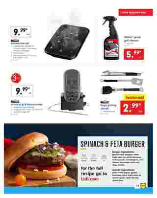 Lidl - deals are valid from 04/24/19 to 04/30/19 - page 11.