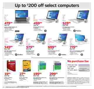 Staples - deals are valid from 10/11/20 to 10/17/20 - page 8.