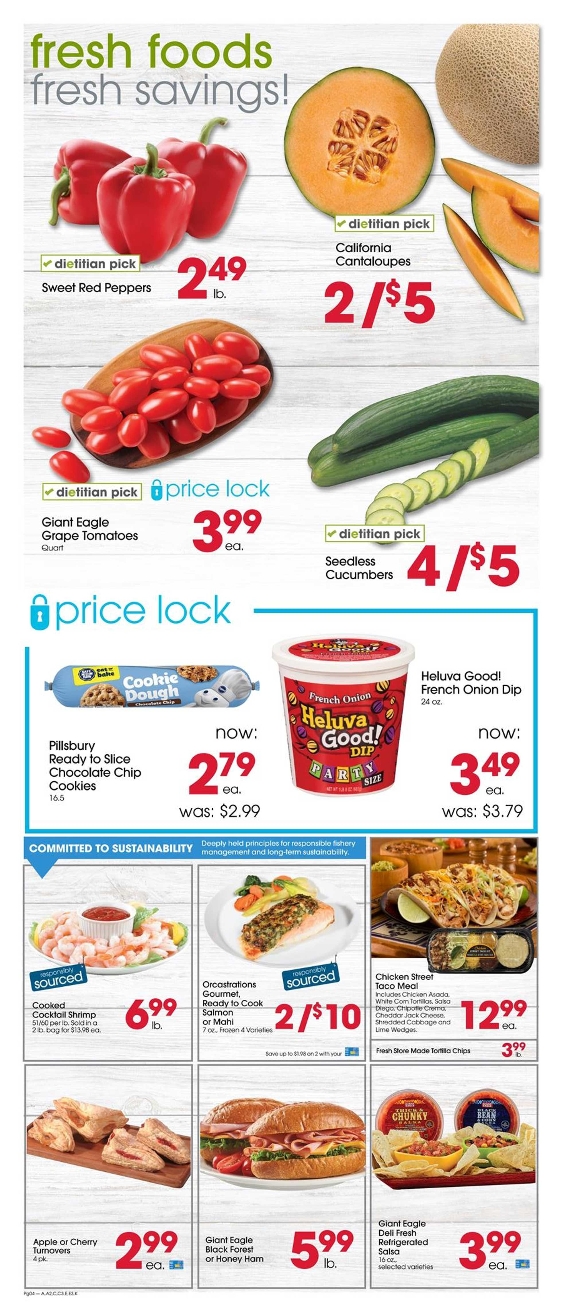 Giant Eagle - deals are valid from 07/23/20 to 07/29/20 - page 4.