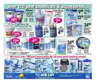 Ocean State Job Lot - deals are valid from 07/16/20 to 07/22/20 - page 13.
