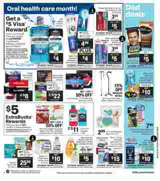 CVS - deals are valid from 06/14/20 to 06/20/20 - page 9.