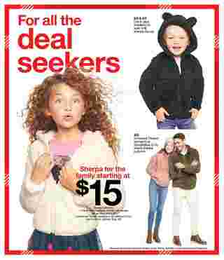 Target - deals are valid from 12/01/19 to 12/07/19 - page 31.