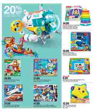 Target - deals are valid from 02/09/20 to 02/15/20 - page 7.