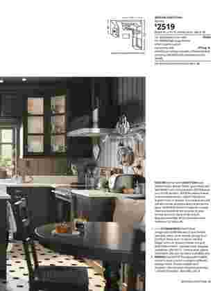 Ikea - deals are valid from 12/01/20 to 08/31/21 - page 45.