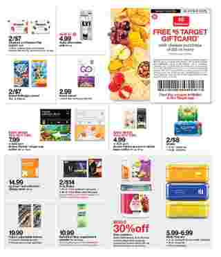 Target - deals are valid from 06/16/19 to 06/22/19 - page 15.