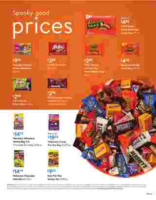 Walmart - deals are valid from 09/30/20 to 10/27/20 - page 18.
