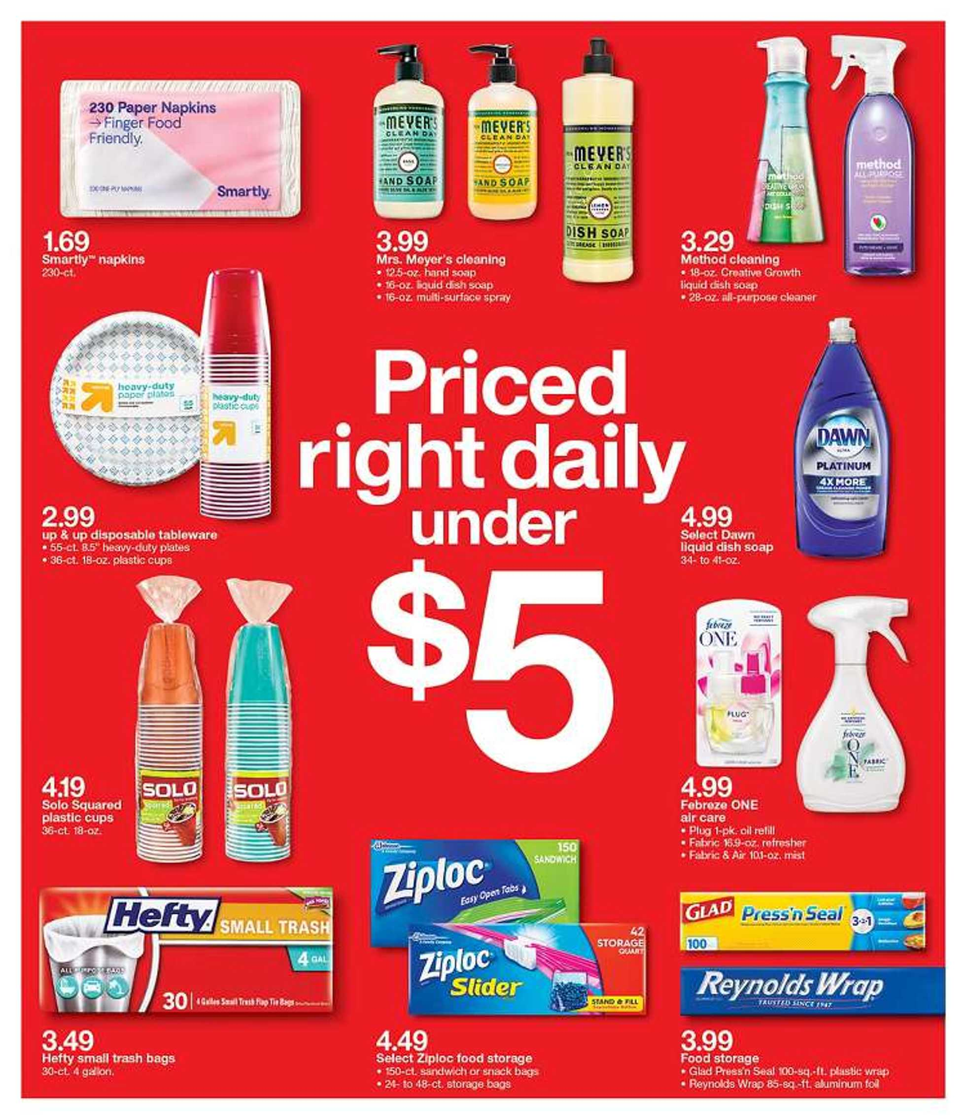Target - deals are valid from 02/17/19 to 02/23/19 - page 3.
