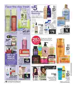 CVS - deals are valid from 08/28/19 to 08/31/19 - page 8.
