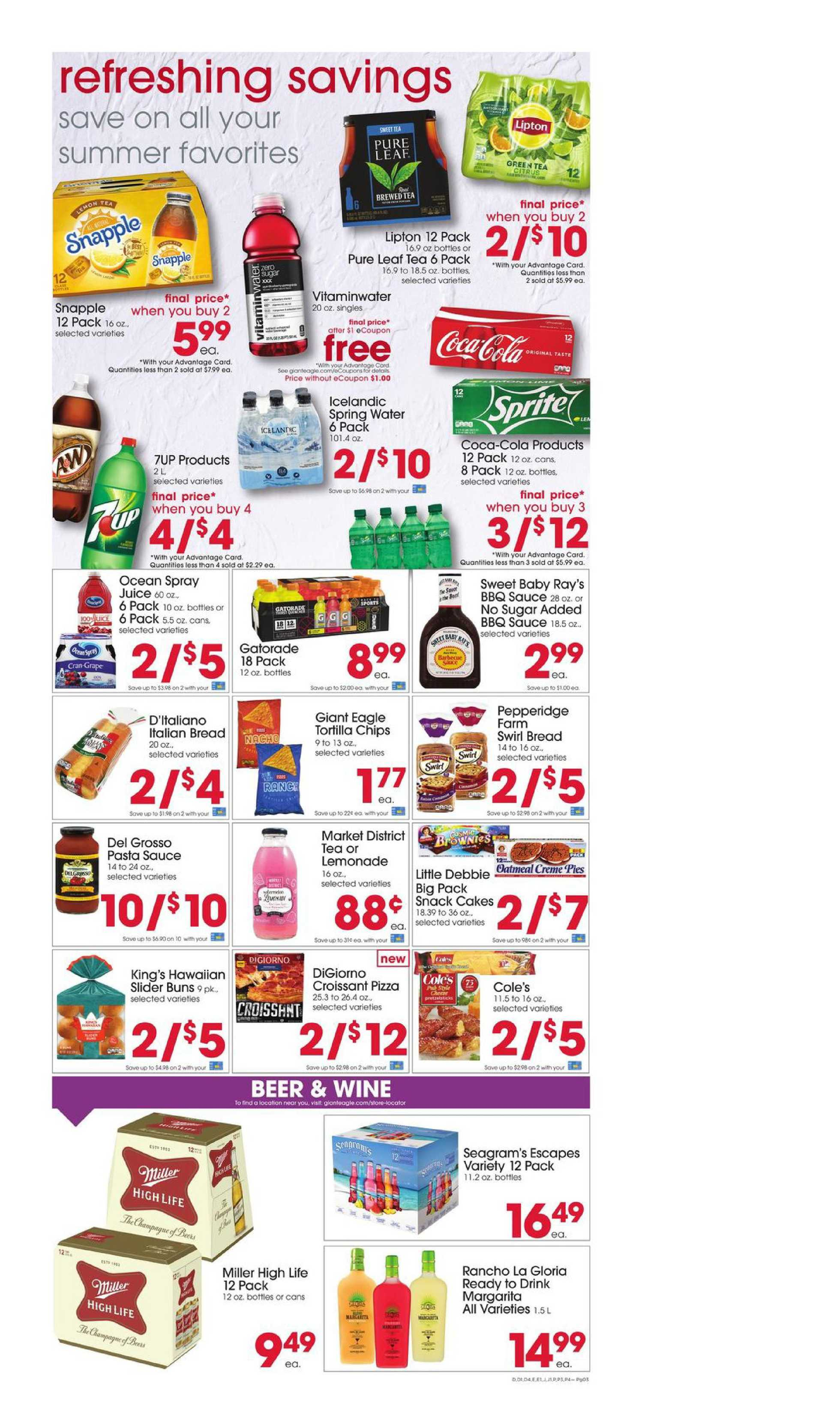 Giant Eagle - deals are valid from 08/06/20 to 08/12/20 - page 3.