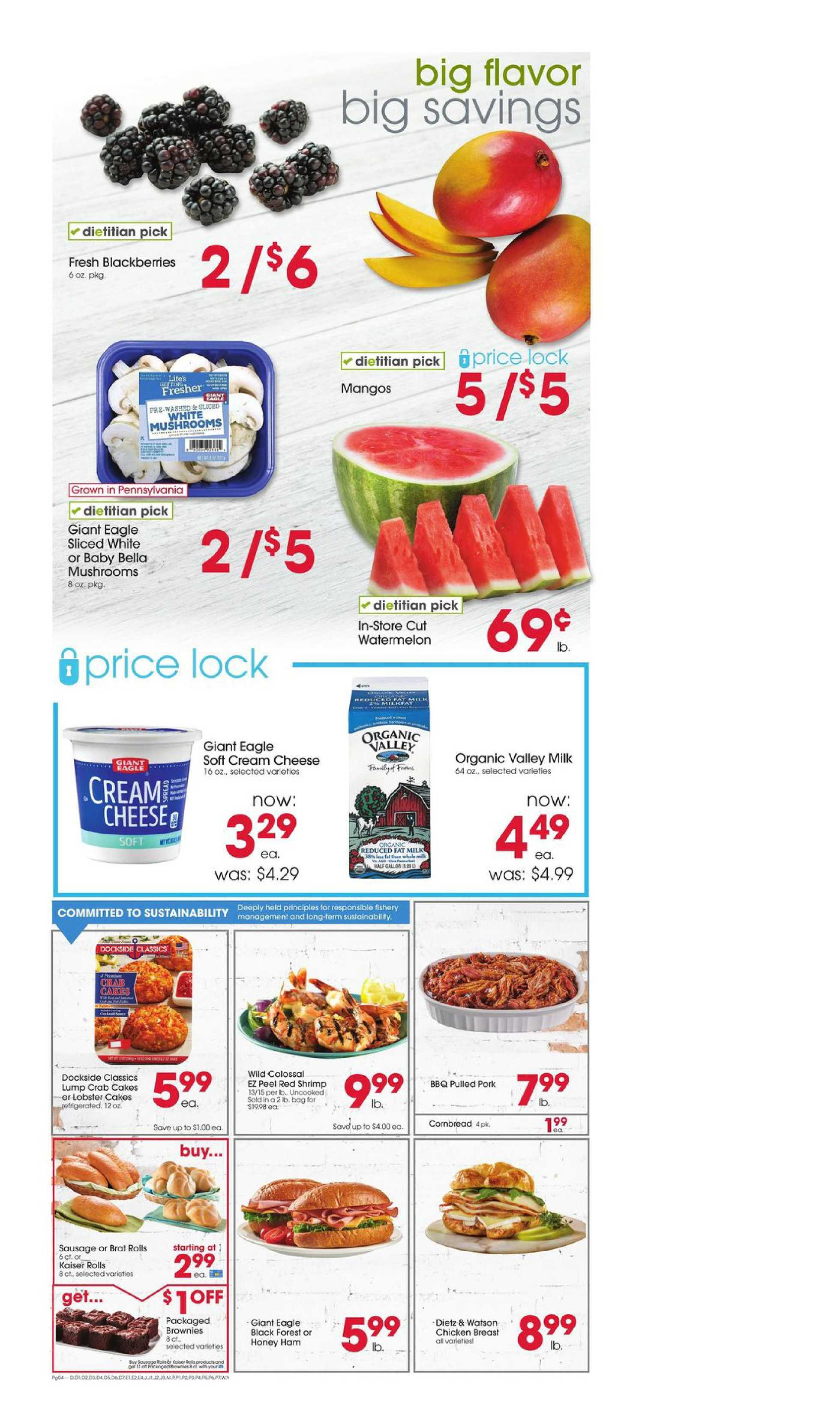 Giant Eagle - deals are valid from 08/06/20 to 08/12/20 - page 4.