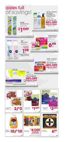 Giant Eagle - deals are valid from 08/06/20 to 08/12/20 - page 5.