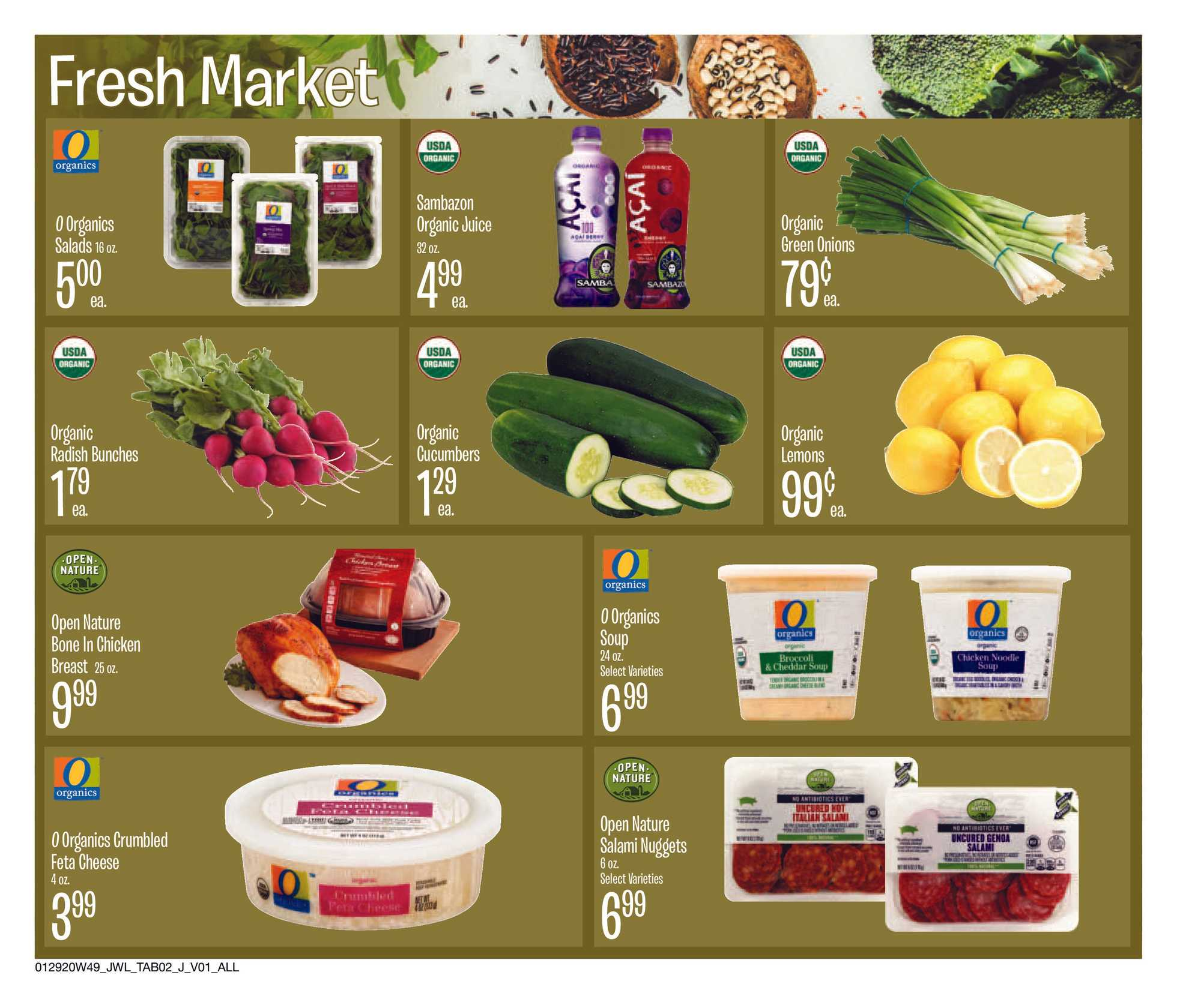 Jewel Osco - promo starting from 01/29/20 to 02/23/20 - page 2.