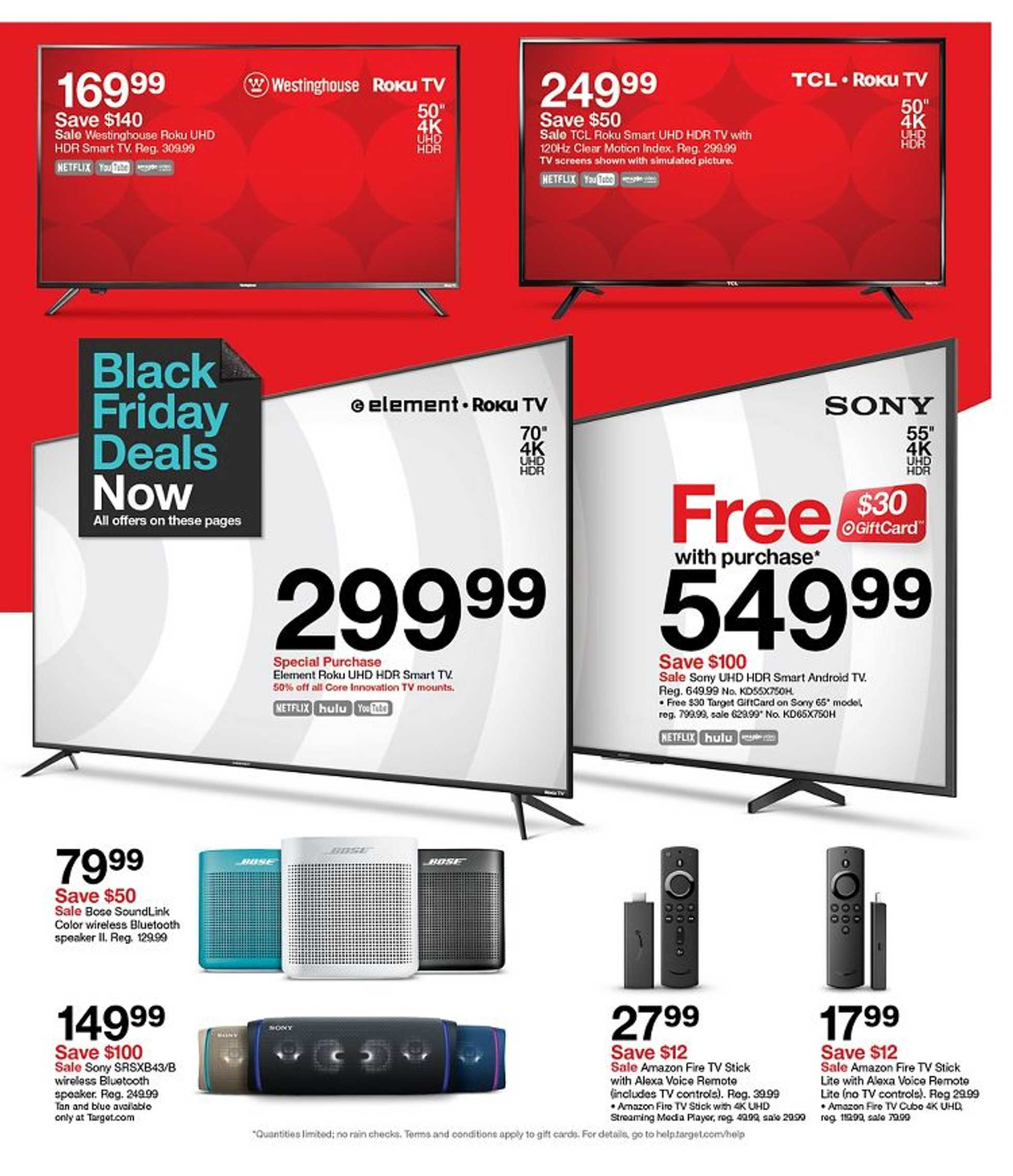 Target - deals are valid from 11/22/20 to 11/28/20 - page 4.